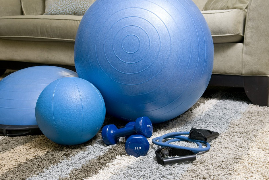 Home workout equipment is important thing to have during quarantine